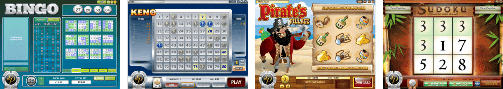 Play2Win Casino SPecial Games