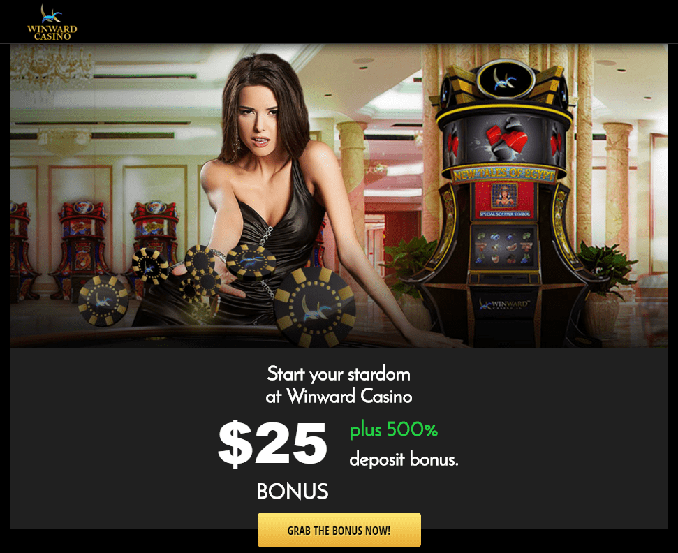 casino bonus codes winward casino