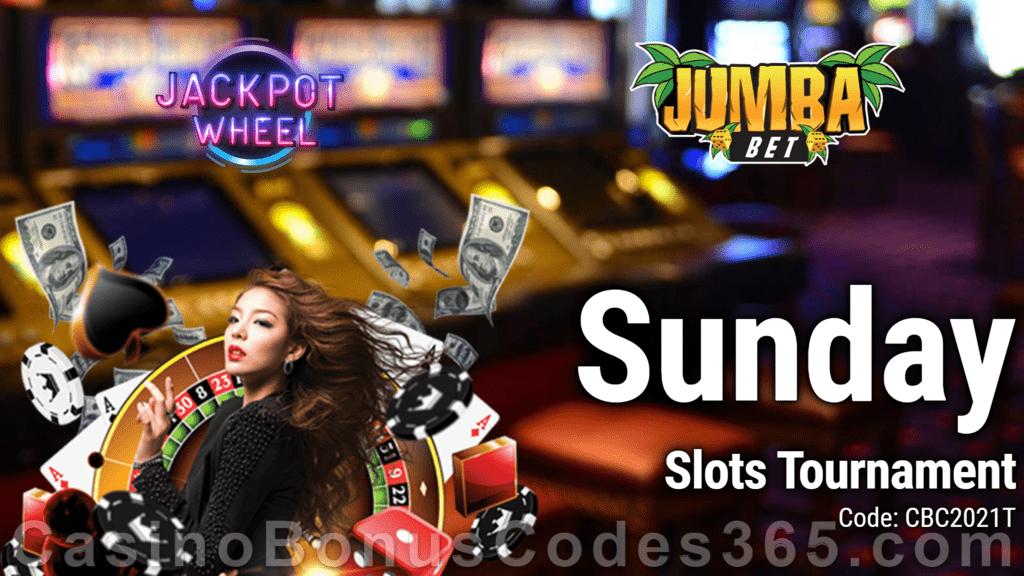 Jackpot Wheel Casino, Jumba Bet Casino CBC365 Saturday Slots Tourney Saucify